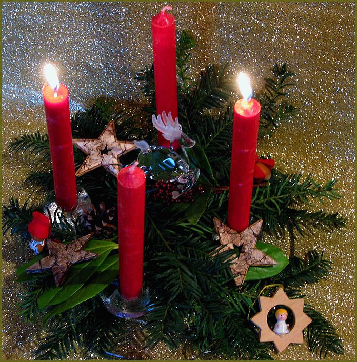 Besinnlichen 2.Advent