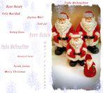 Besinnlische Frohe Weihnachtsfest wünschen euch die Weihnachtsmänner `;0)