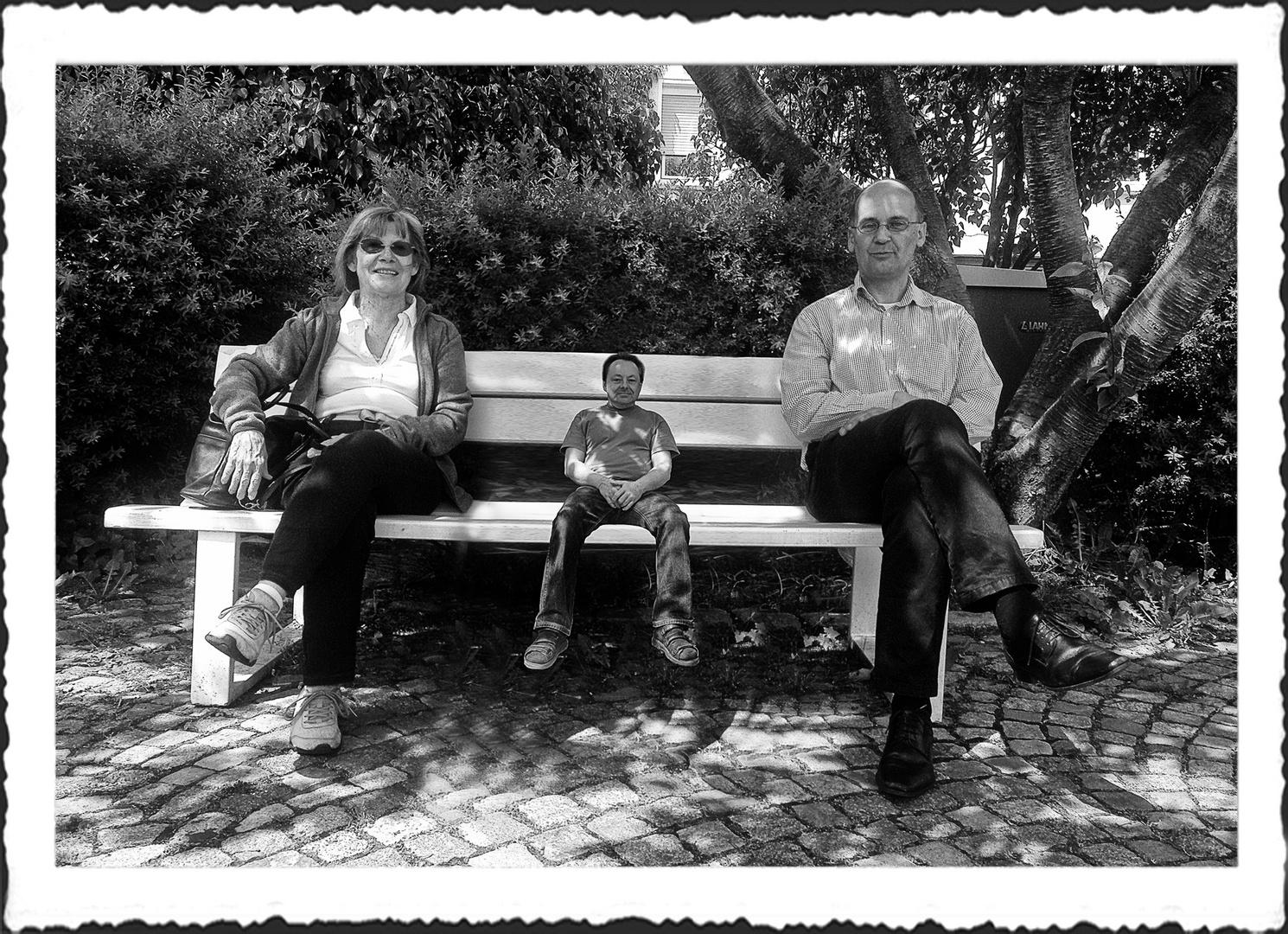 besonders freu ich mich in Bad Laasphe auf unseren Jüngsten!