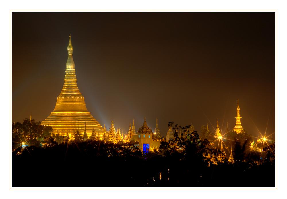 Best of Myanmar: Shwedagon
