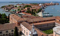 Best view on Venice: Insel San Giorgio Maggiore III