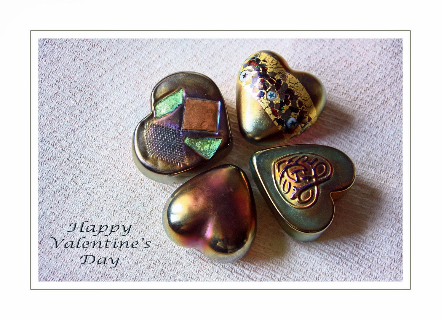 Best Wishes on Valentine's Day