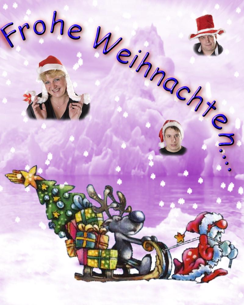 Beste Weihnachtsgrüße...