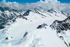 Besteigung Mönch (4.107 m)
