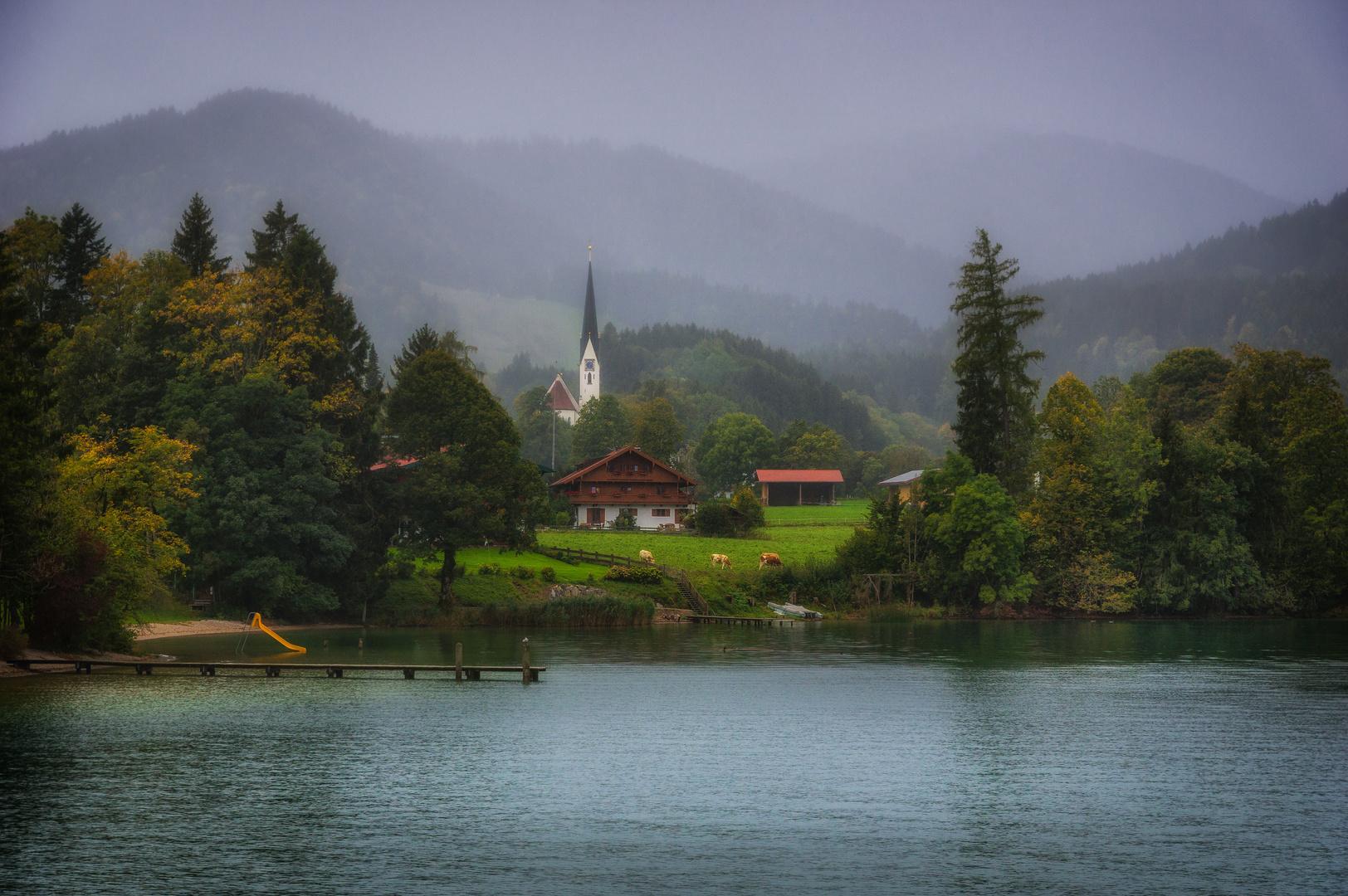 ....Besuch am Tegernsee...