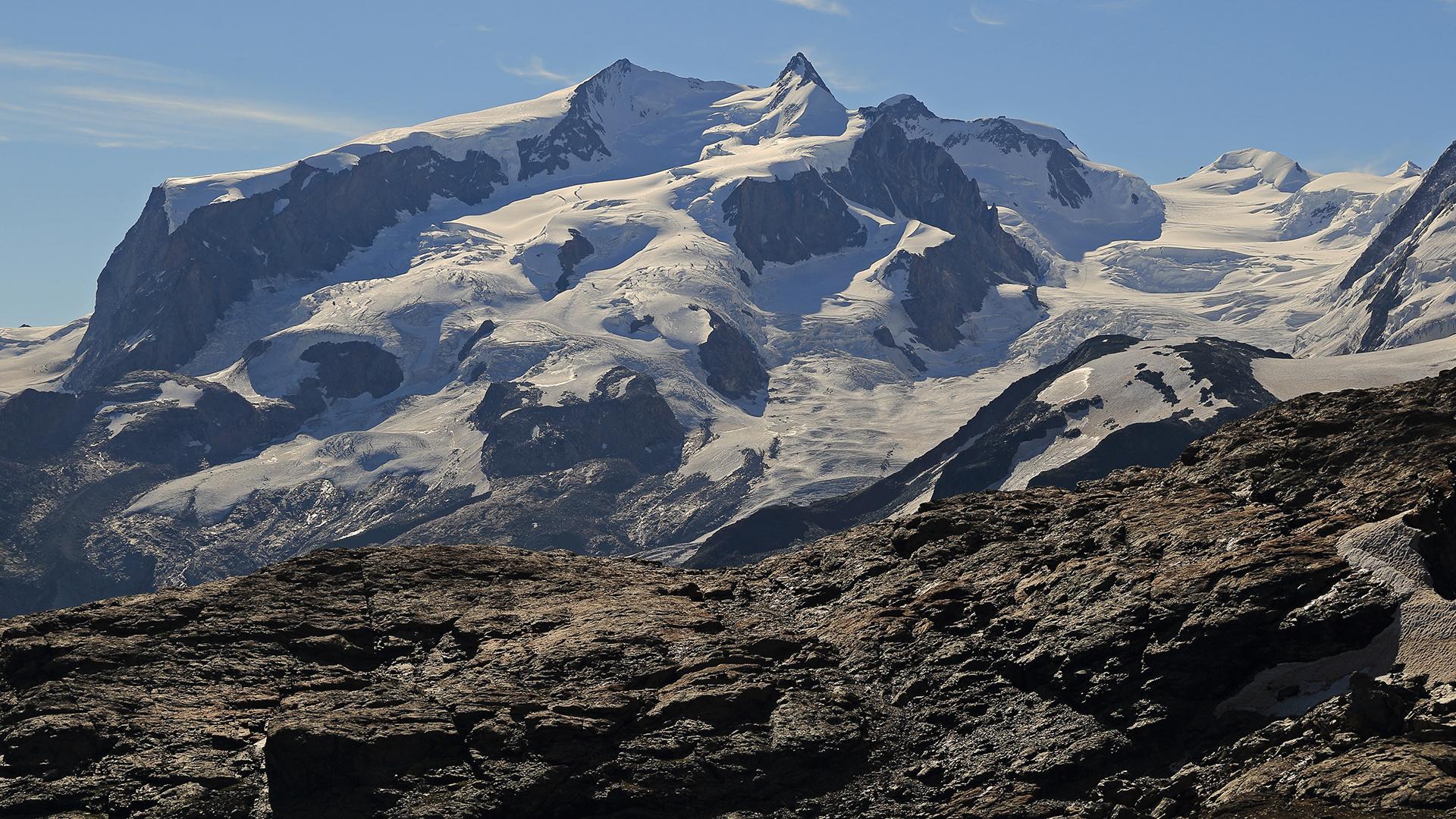 Besuch beim Höchsten was die Schweiz und Italien zu bieten haben in den Alpen...