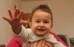 Besuch beim Patenkind #2
