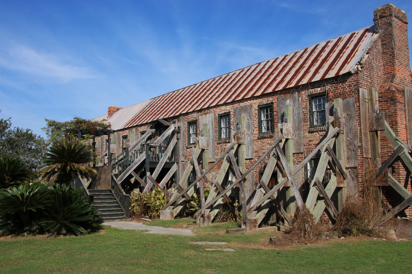 Besuch der Boone Hall Plantage 2
