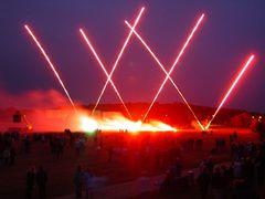 Besuch der Feuerwerkssinfonie 1