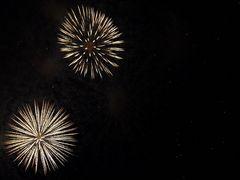 Besuch der Feuerwerkssinfonie 4