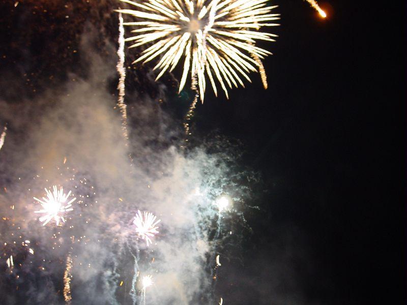 Besuch der Feuerwerkssinfonie 6