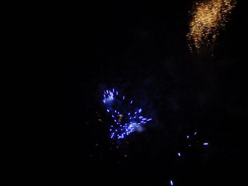 Besuch der Feuerwerkssinfonie Teil 2b