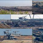 Besuch der noch produzierenden Kohlegrube Welzow Süd