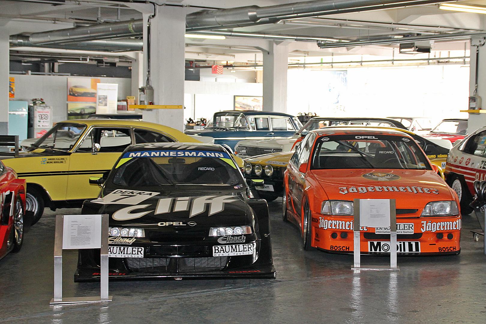 Besuch der Opel-Klassik-Werkstatt (3)