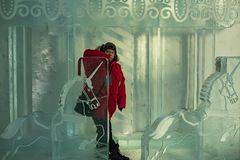 Besuch im Eis.          .DSC_3081-2