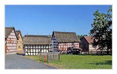 besuch im Hessenpark (2) ...
