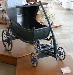 Besuch im Kinderwagenmuseum Zeitz (3)