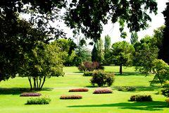 Besuch im Park