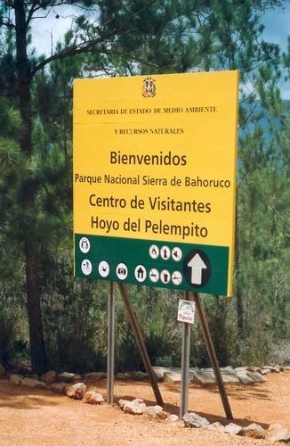 Besuch im Parque Nacional Sierra Baoruco
