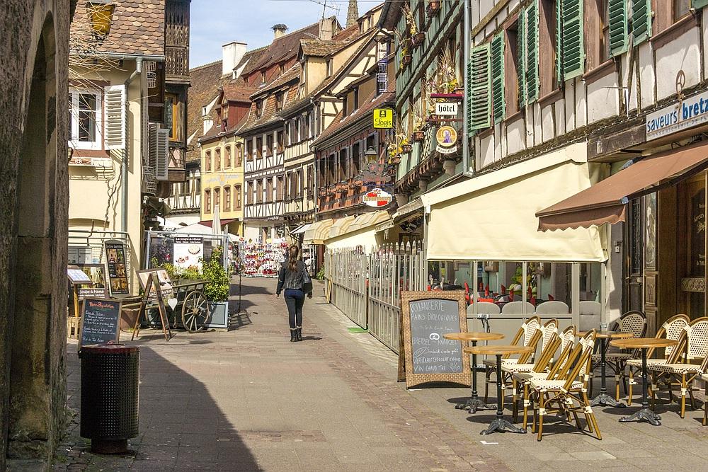 Besuch in Obernai