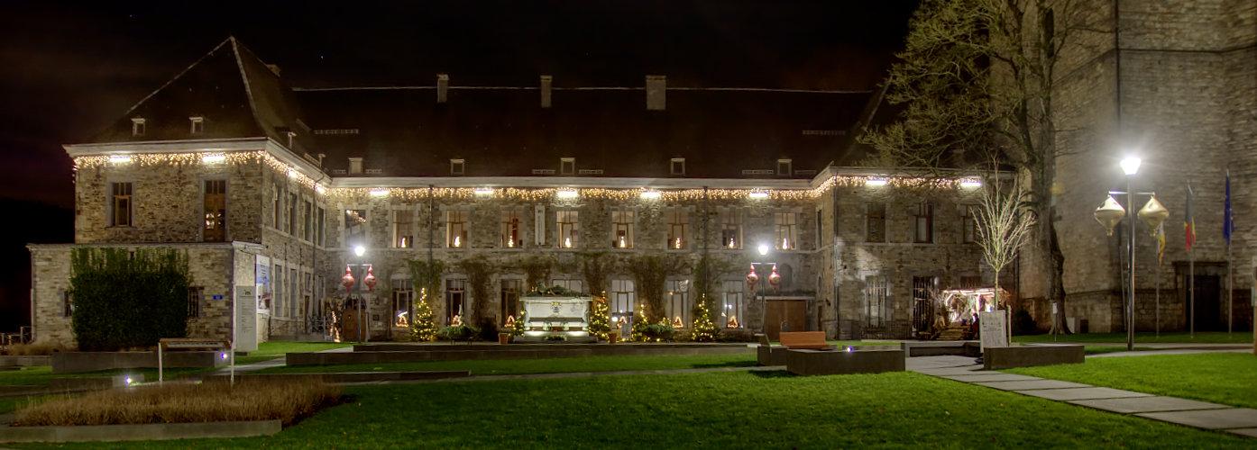 Besucherzentrum Malmedy