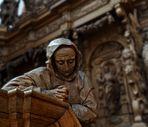 Betendes Mönchlein