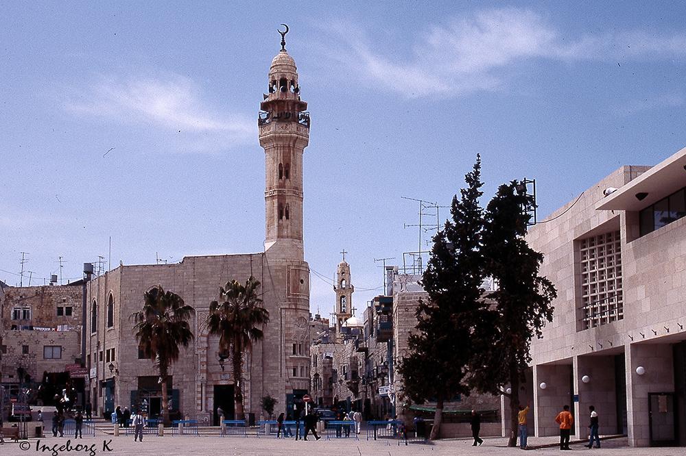 Bethlehem - Geburtskirche