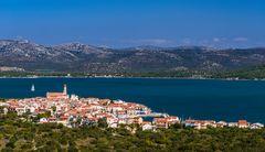 Betina, Insel Murter, Dalamtien, Kroatien