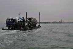 Beton für Venedig