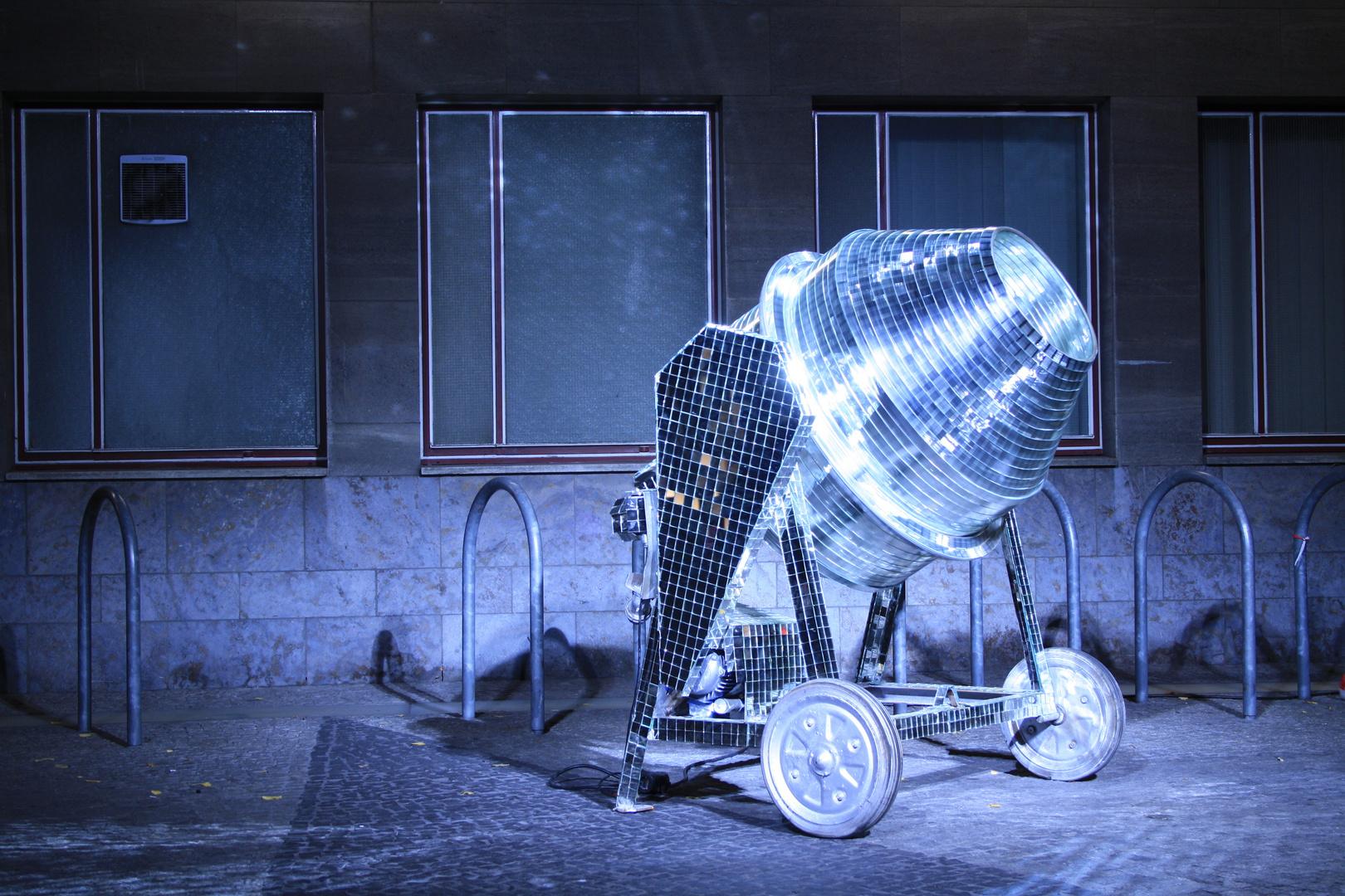 Betonmischer - Festival of Lights 2012