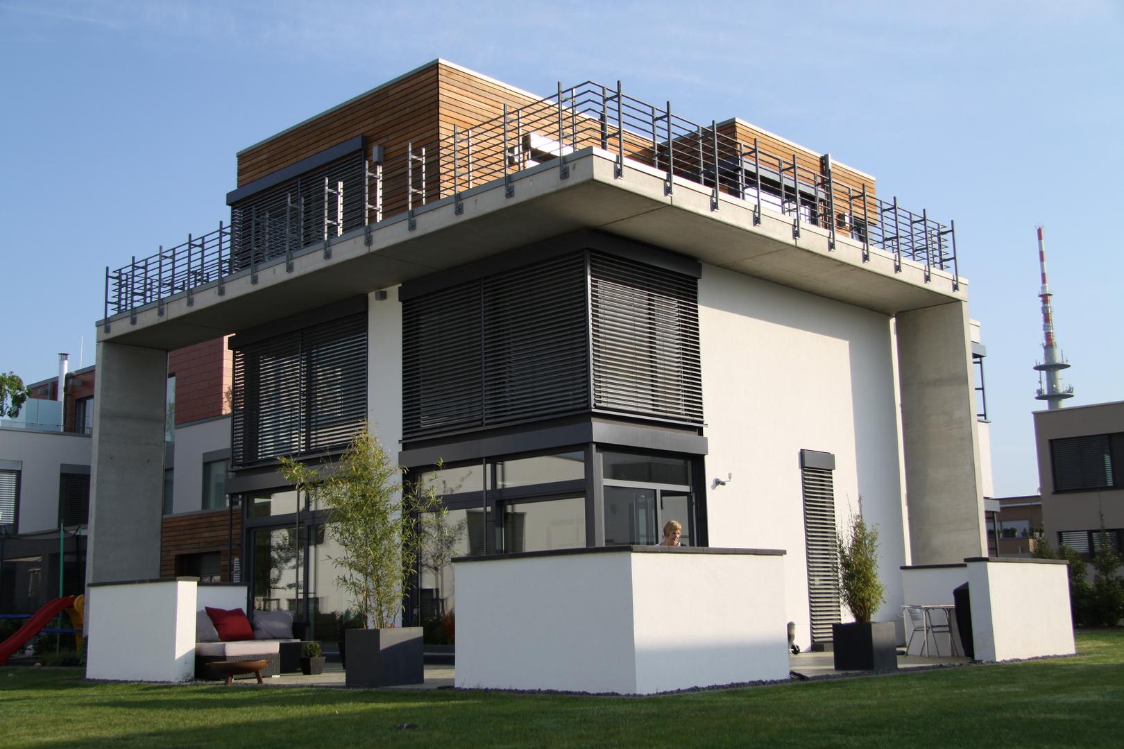 Betonrahmen Foto & Bild | architektur, profanbauten ...