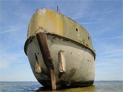 Betonschiff Redentin #1