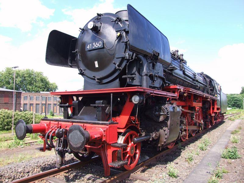Betriebswerk Gelsenkirchen / Bismarck (für Fremde in der Nähe von Schalke 04)