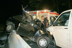 Betrunkener Pkw-Fahrer verursacht tödlichen Unfall