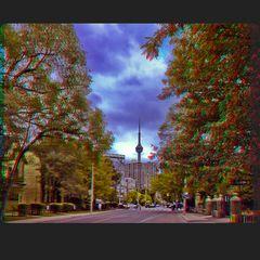 Beverly Street, Toronto 3-D