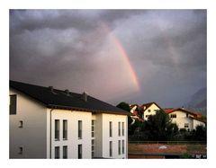---bevor der Regen kam---
