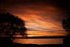 bevor die Sonne aufgeht VI