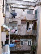 bewohnte Fassade (Marseille)
