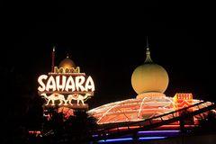 bewohnte Sahara