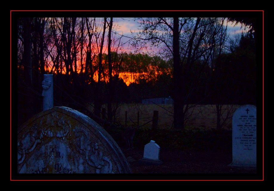 """Beyond the Sunset"""