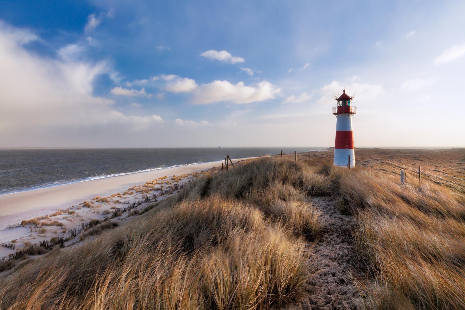 Bezaubernde Nordseestrände, List auf Sylt
