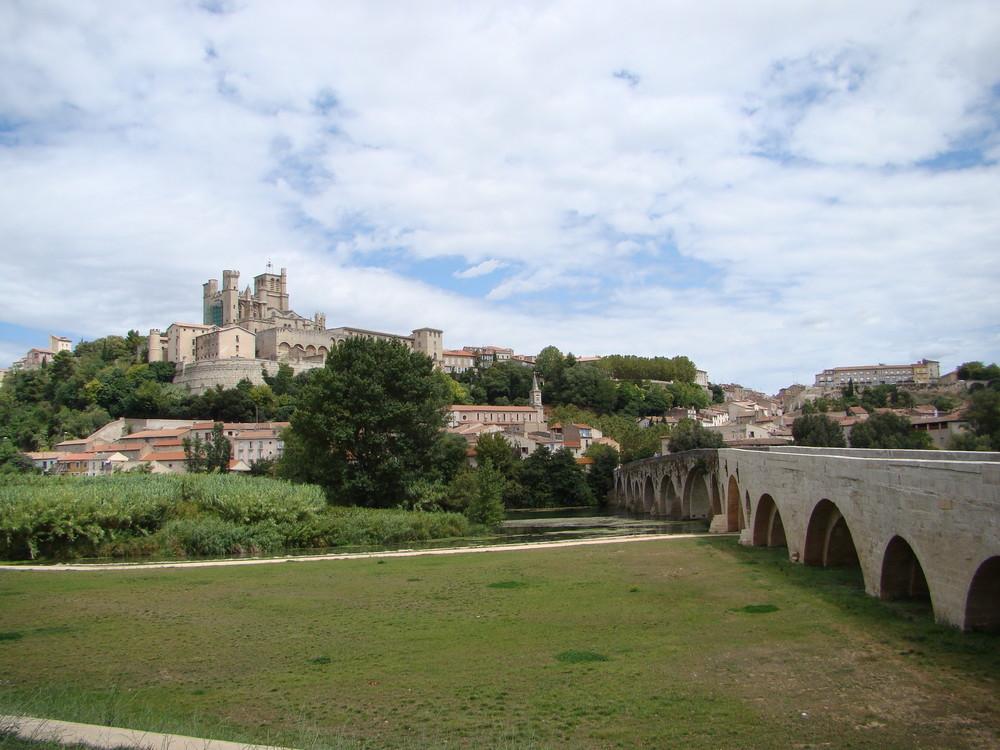 Béziers - St.-Nazaire und Pont Vieux