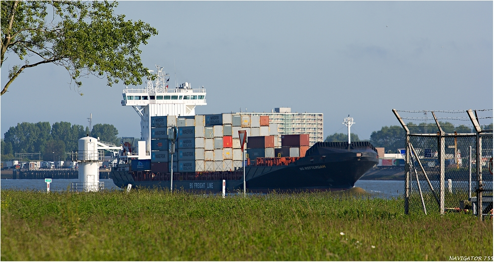 BG ROTTERDAM / Nieuwe Waterweg / Rotterdam