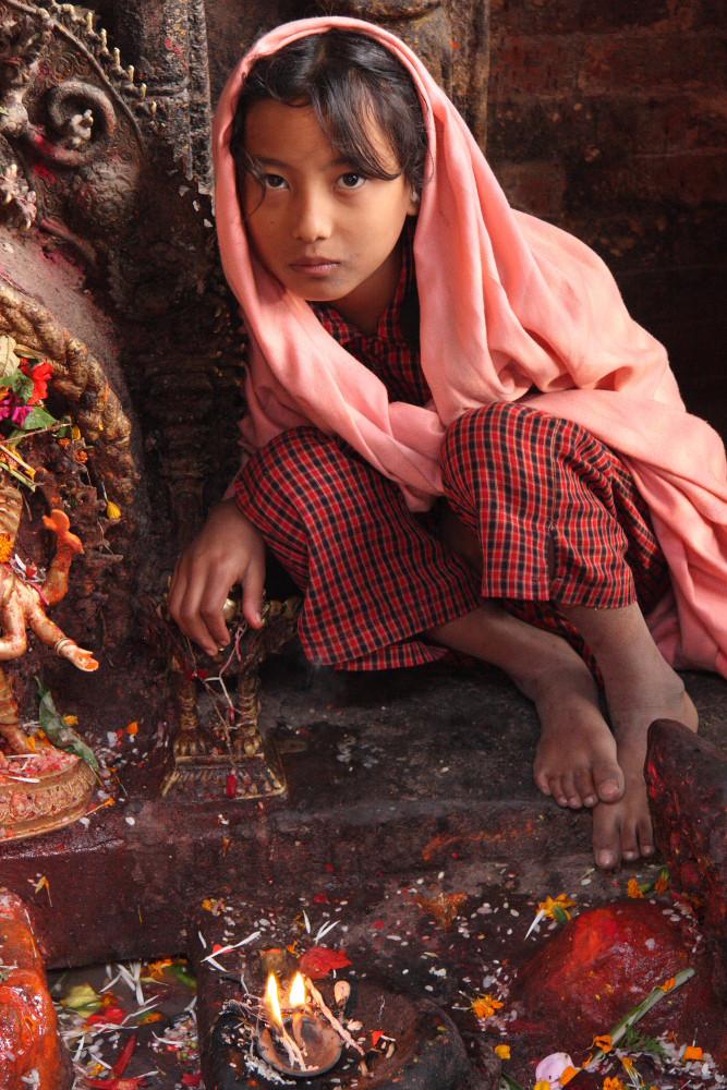 Bhaktapur Portrait 28