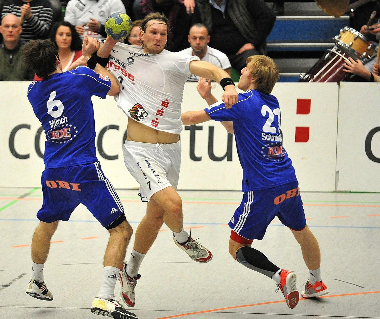 bHC gegen HC Erlangen 10