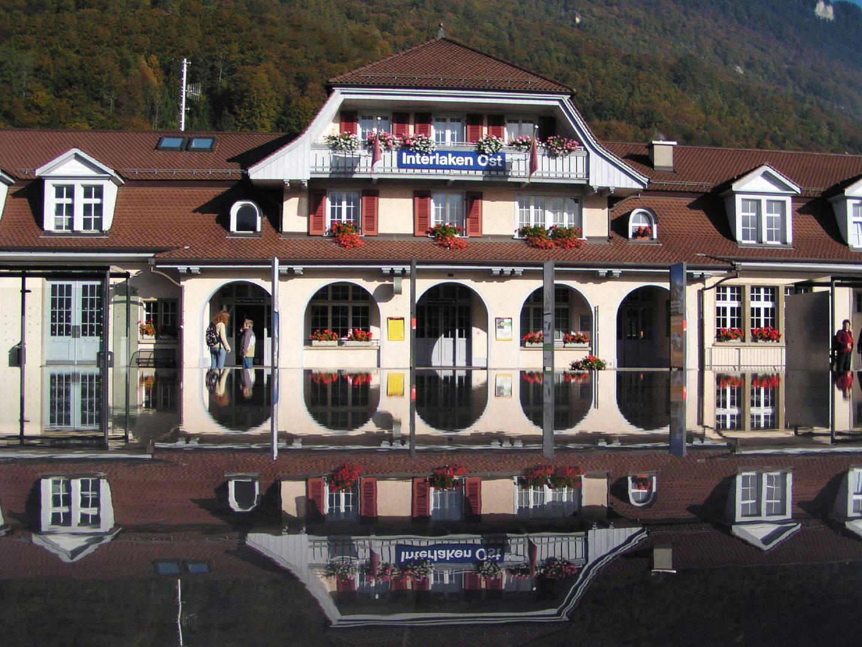 Bhf. Interlaken Ost