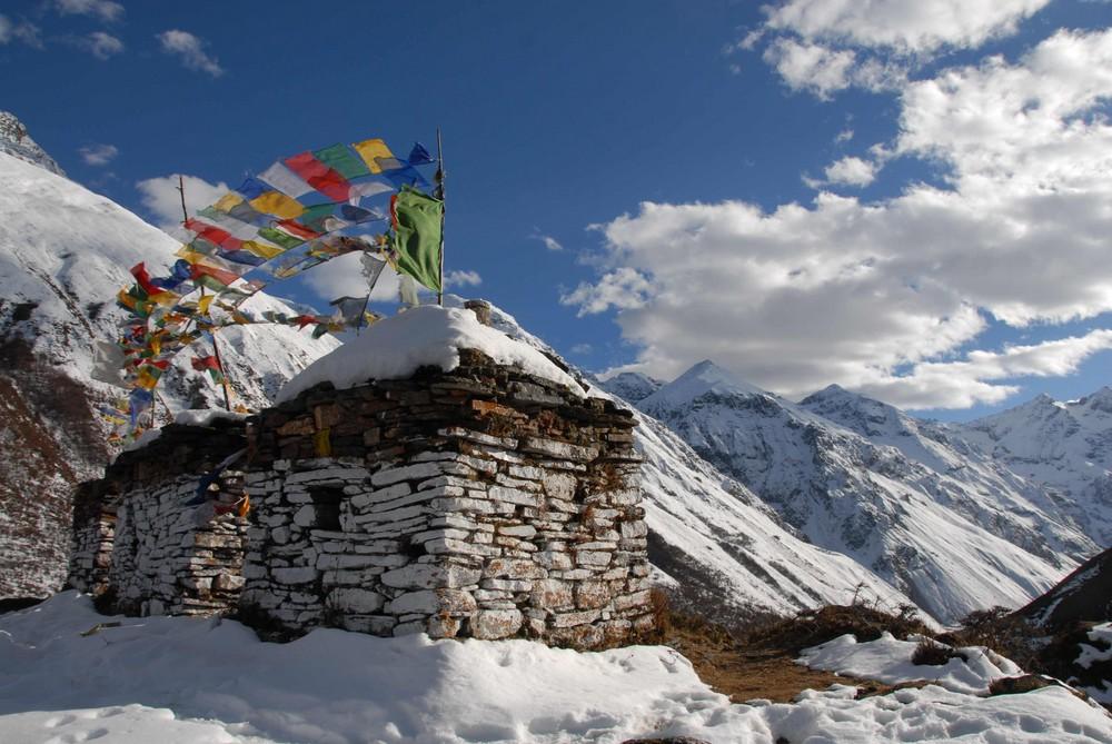 Bhutan Jhomolharitrek 1