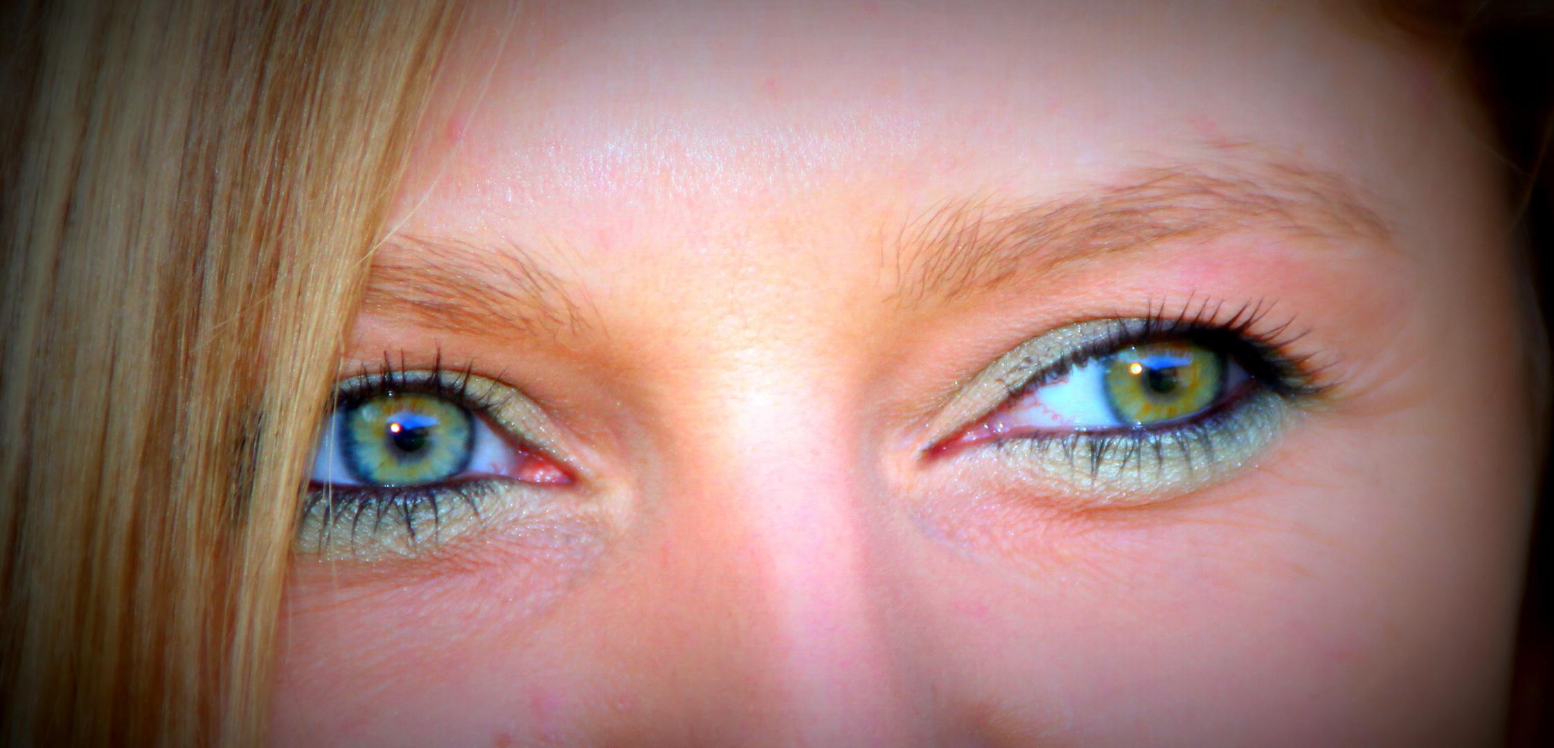 Biancas Augen