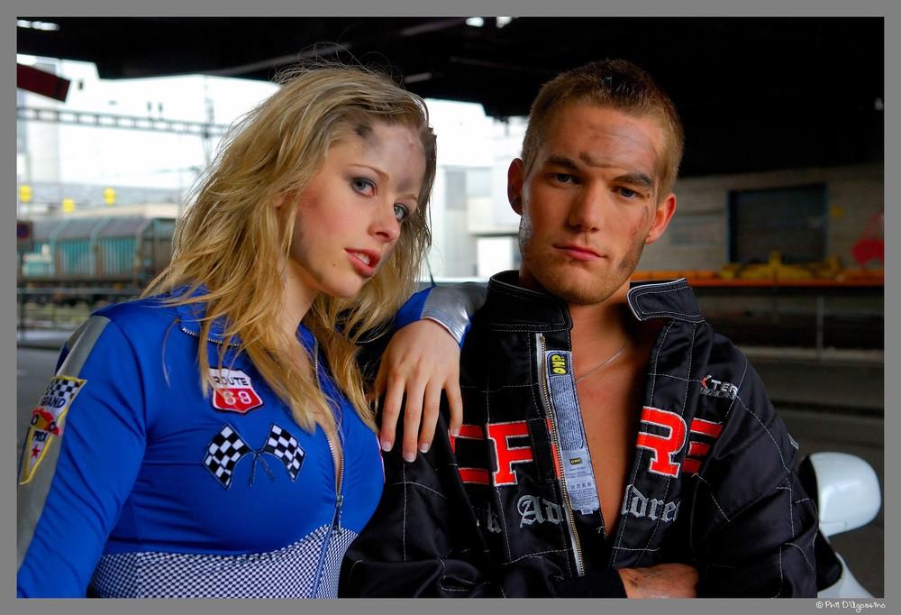Bianka and Marius