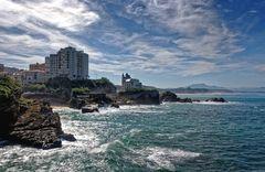 ... Biarritz ...
